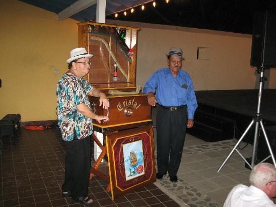 Bonbini Festival Show: Leuk orgel