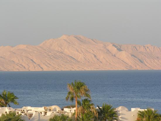Domina Coral Bay Oasis: Sempre isola di Tiran
