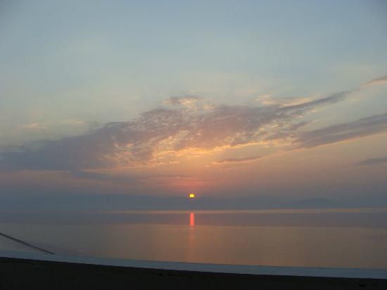 Oniro Villas: Sonnenaufgang