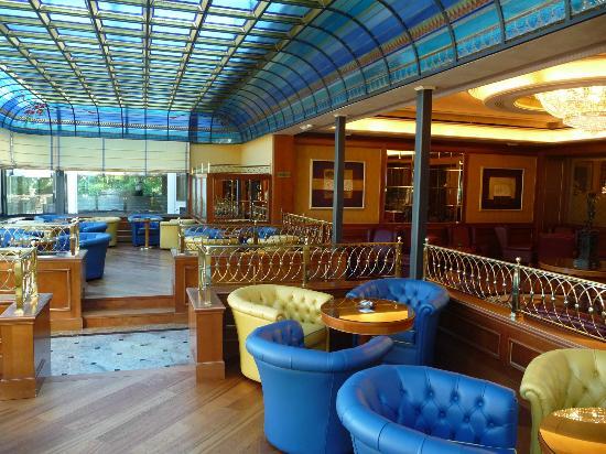 Hotel Simplon: Bar