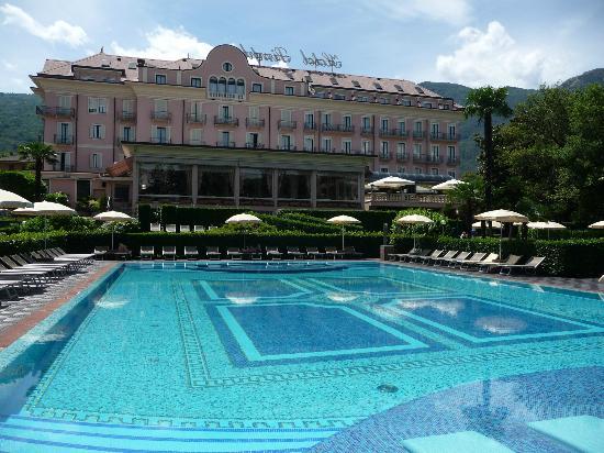 Hotel Simplon: Hotel & Pool