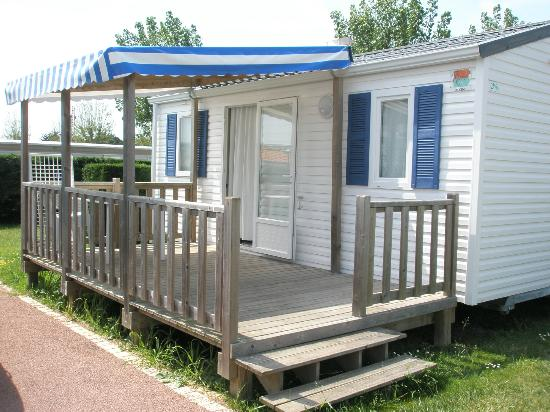 Camping Bel Air : le mobil-home