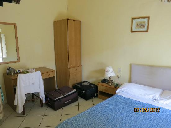 Hotel Bijou: Double room