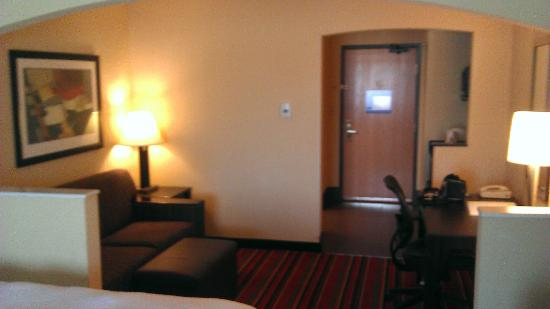 Hampton Inn Glenwood Springs: Kamer