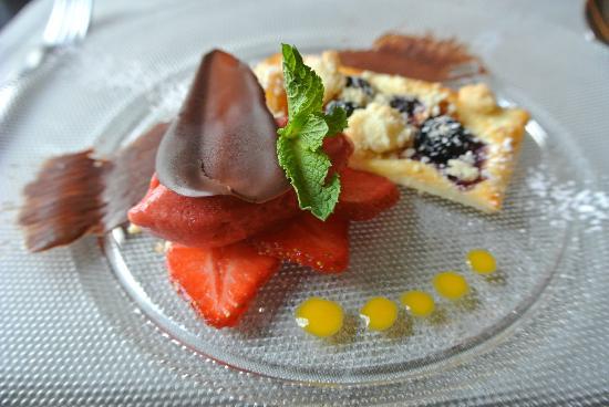 The Cambrian: Dessert