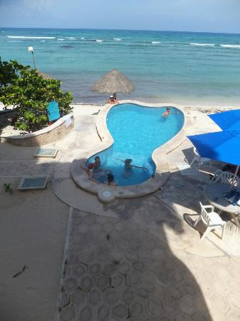 Playa Caribe: View from the room