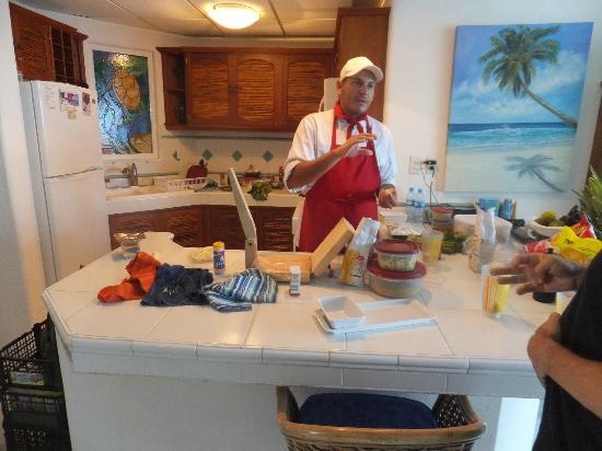 Playa Caribe: Chef Daveed
