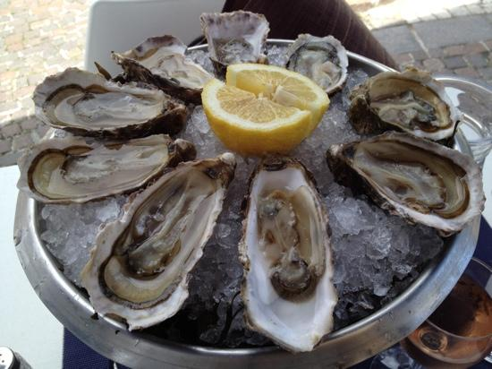 L'Oursin : Oysters from Utah Beach, Normandy