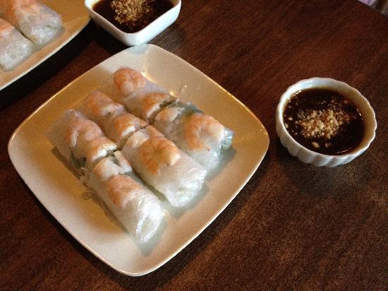 Rene's Saigon : Spring Rolls