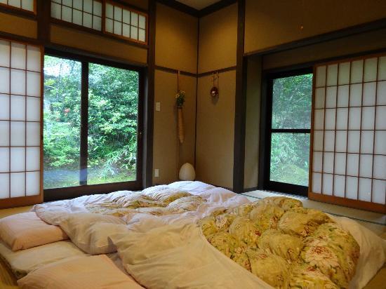 Hanamura: 客室「湯の香」