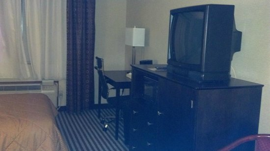 Days Inn Albany Airport: Room