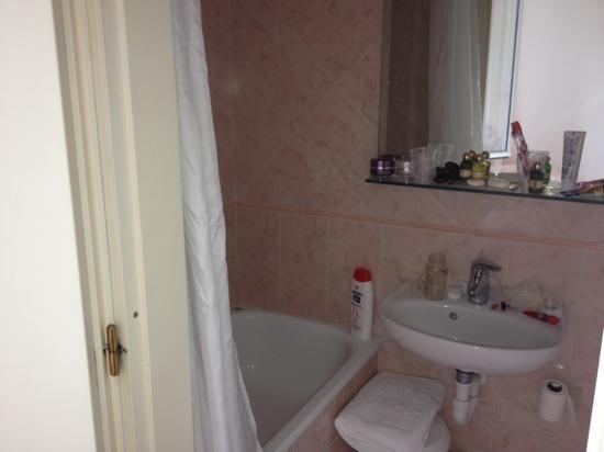 Hotel Genovese Villa Elena: bagno