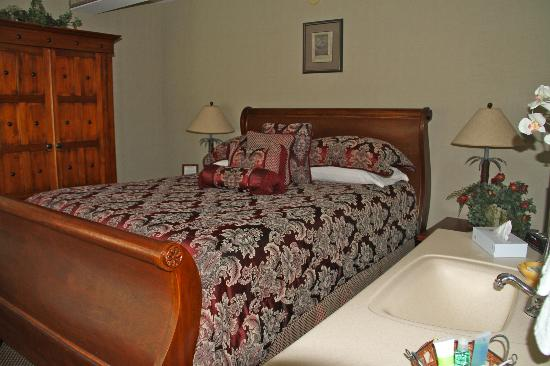 The Historic Peninsula Inn & Spa: Princess Suite