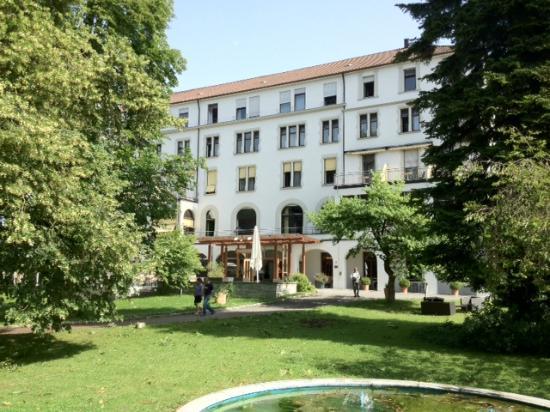 Biberach (Riss), Germany: Aussenansicht vom Hotel
