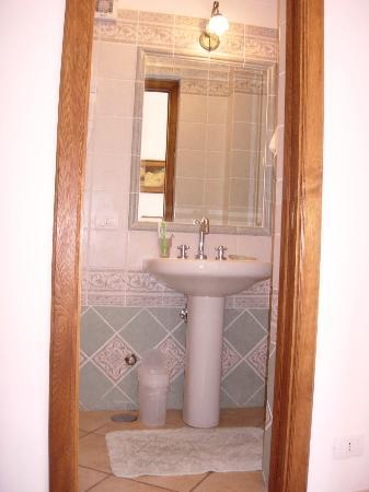 Villa Palumbo B&B: bagno camera 1