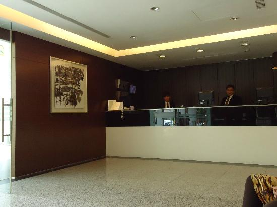 Value Hotel Balestier: Hotel Lobby