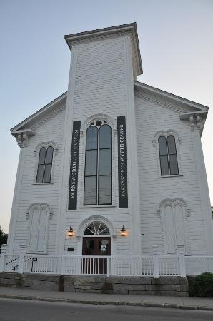 Farnsworth Art Museum : The Wyeth Center