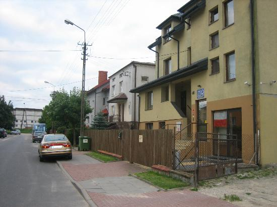 Pensjonat Arkadia: Außenansicht