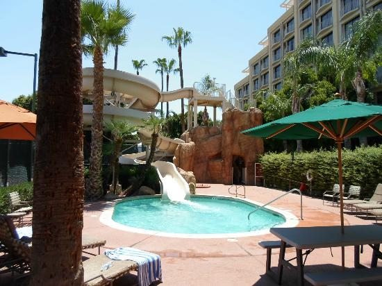 Sheraton Crescent Hotel: water slide