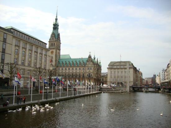 漢堡中央火車站城際酒店照片