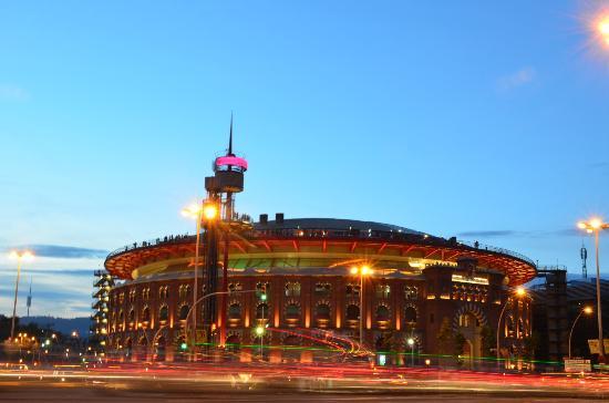 Arena Sala Madre: Barcelona Arena