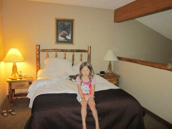 Great Wolf Lodge: Loft area