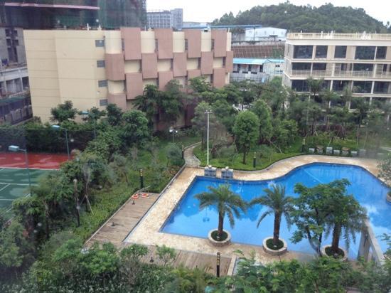 Grand Skylight International Hotel Guanlan: 房間景觀