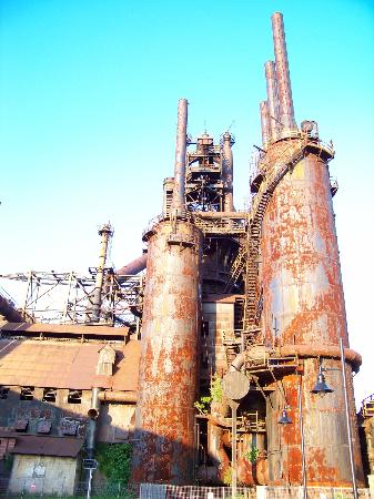 SteelStacks: Blast Furnace