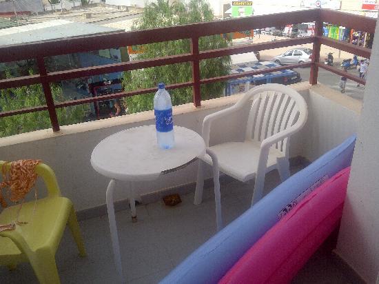 Apartments Sol B: Balcony