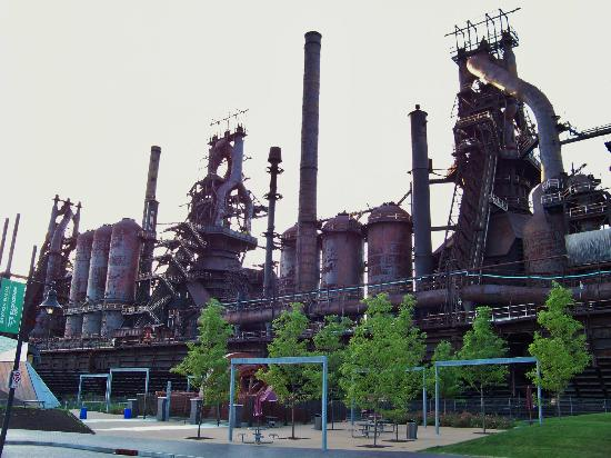 SteelStacks: Blast Furnaces