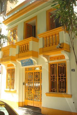 Hotel Monte Castelo: La nueva fachada del Hotel