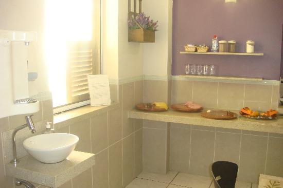Hotel Monte Castelo: Baño