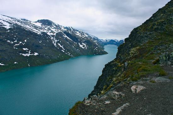Jotunheimen National Park: Gjendevannet