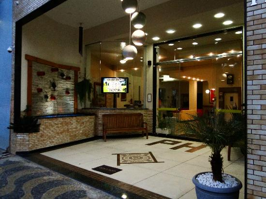 Presidente Hotel : Entrada