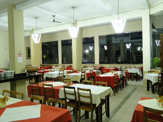 Presidente Hotel : Salão de Refeições
