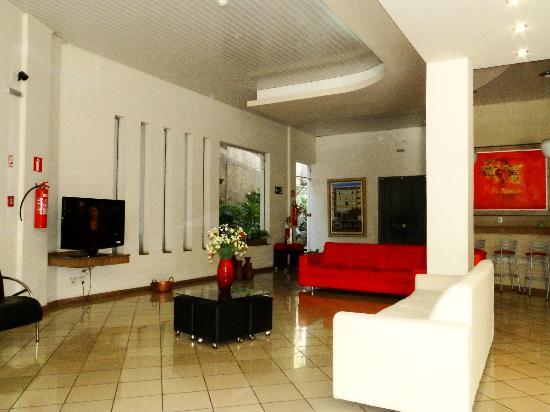 Presidente Hotel: Sala de Estar