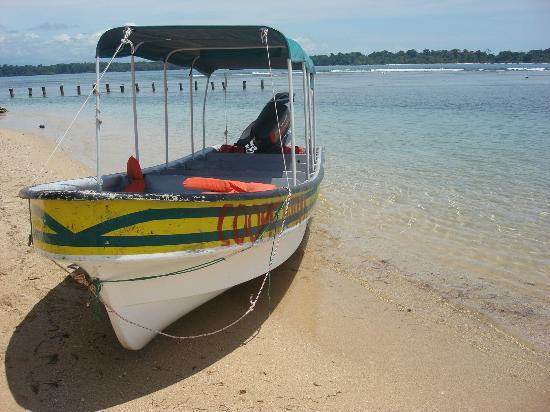 Bocas Town, Panama: Bocas del Drago