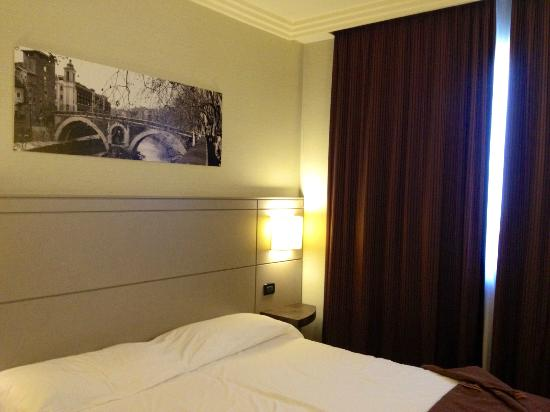 Ardeatina Park Hotel: camera