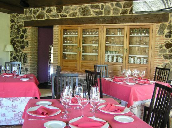 Candeleda, Spagna: Restaurante Majavenero 01
