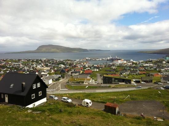 Hotel Foroyar: hotel view