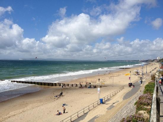 view - 2 mins from Mory House at Southbourne beach