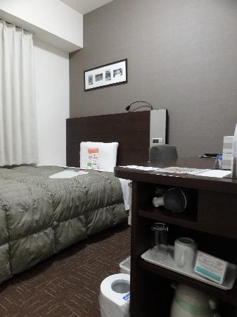 Comfort Hotel Naha Prefectural Office : 613号室 シングル