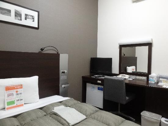 コンフォートホテル那覇県庁前, 613号室 シングル