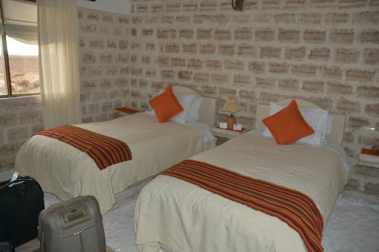 Hotel de Sal Luna Salada: Habitación