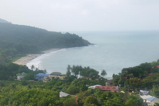 Baan KanTiang See Villa Resort (2 bedroom villas): View