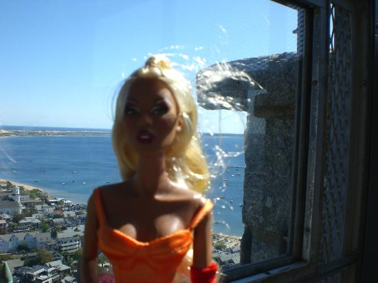 Pilgrim Monument & Provincetown Museum: Ru-Paul made a cameo also....