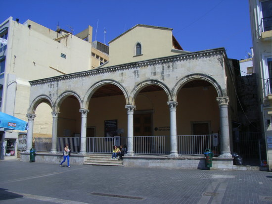 Βασιλική Αγίου Μάρκου Δημοτική Πινακοθήκη