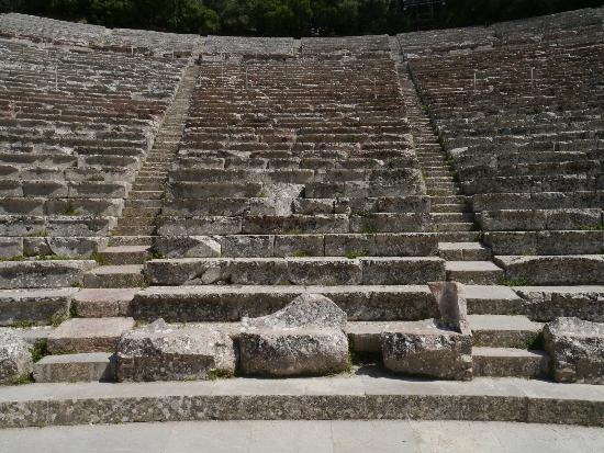 Villa Christina: Epidavros