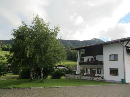Haus Lusspark: hotel