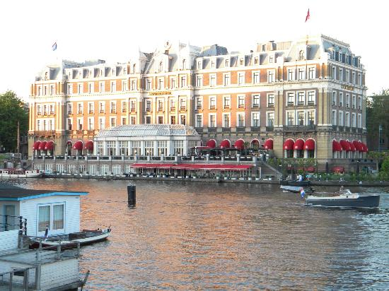 Pool Picture Of Intercontinental Amstel Amsterdam